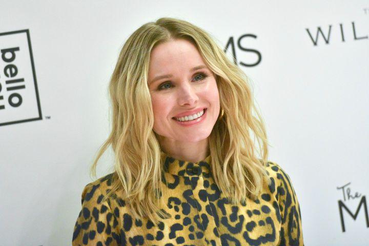 Kristen Bell. Photo: Erik Pendzich/Shutterstock