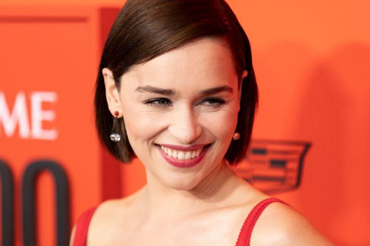 Emilia Clarke - JUSTIN LANE/EPA-EFE/Shutterstock