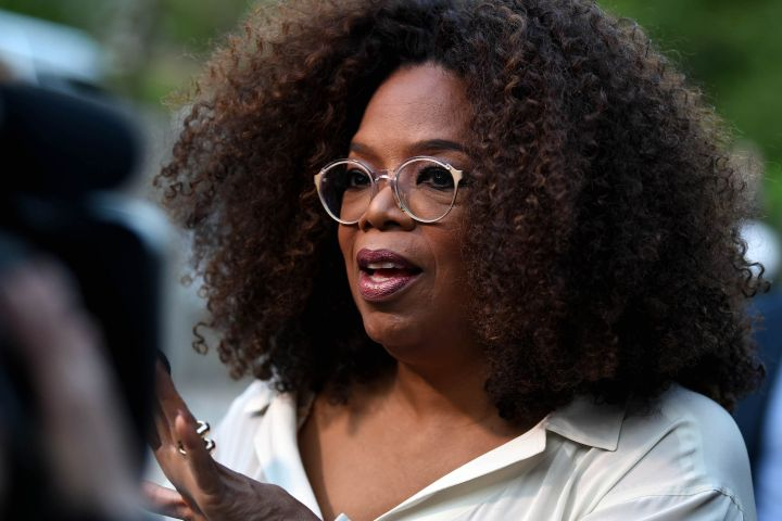 Oprah Winfrey. Photo: Stephen Lovekin/Shutterstock