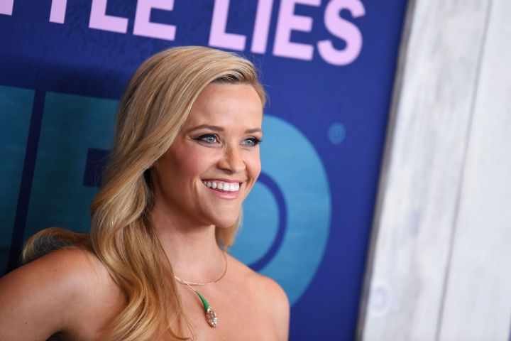Mandatory Credit: Photo by Stephen Lovekin/Shutterstock (10255823dj) Reese Witherspoon 'Big Little Lies' TV show season two premiere, Arrivals, Jazz at Lincoln Center, New York, USA - 29 May 2019