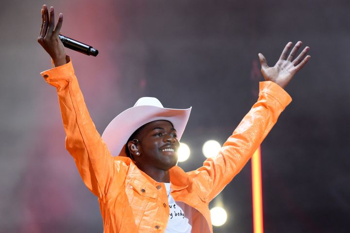 Lil Nas X. Photo: AFF-USA/Shutterstock
