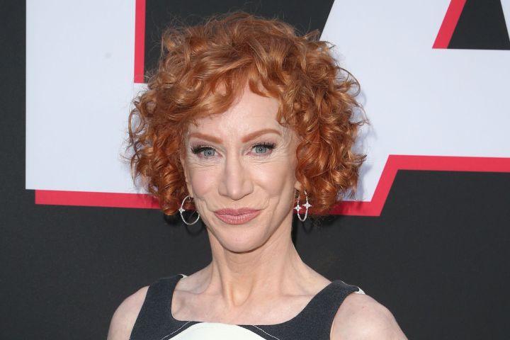 Kathy Griffin -  MediaPunch/Shutterstock