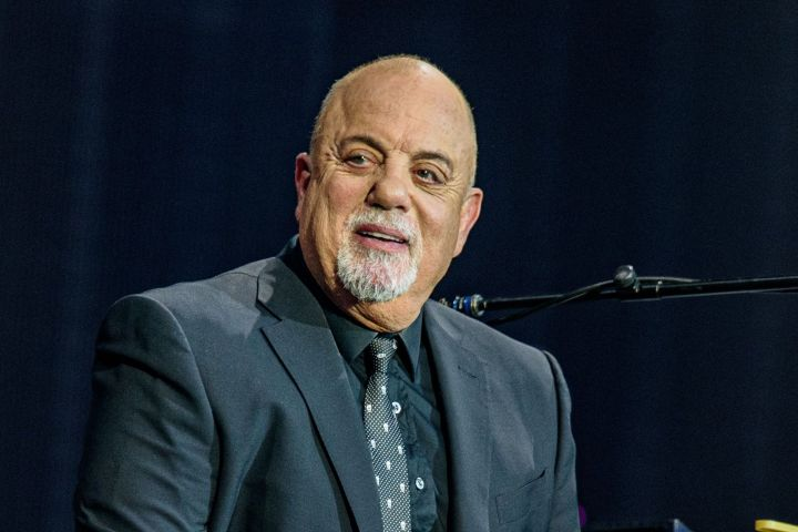 Billy Joel. Photo: Michal Augustini/Shutterstock
