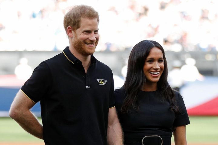 Prince Harry and Meghan Markle - Shutterstock