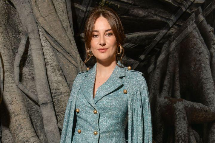 Shailene Woodley. Photo: Swan Gallet/WWD/Shutterstock