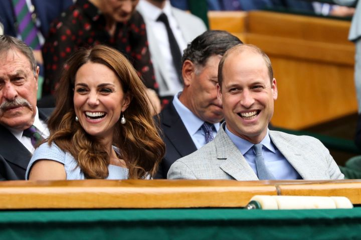 Kate Middleton and Prince William - Dave Shopland/BPI/Shutterstock