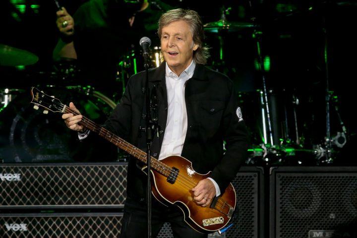 Paul McCartney. Photo by imageSPACE/Shutterstock