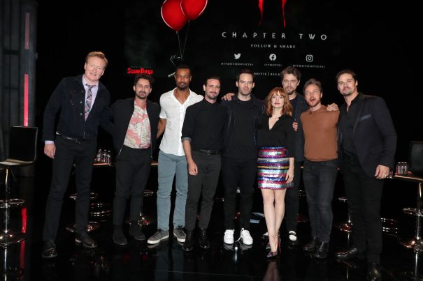 The 'It' Gang Hits Up Comic-Con