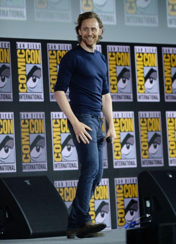 Tom Hiddleston Talks 'Loki'