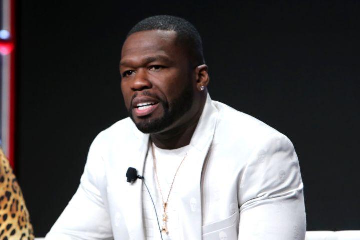 Curtis '50 Cent' Jackson - David Buchan/Variety/Shutterstock
