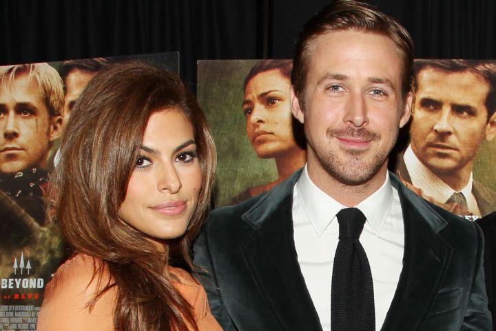 Eva Mendes, Ryan Gosling - Dave Allocca/Starpix/Shutterstock