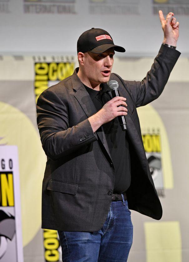 Marvel Studios Presentation