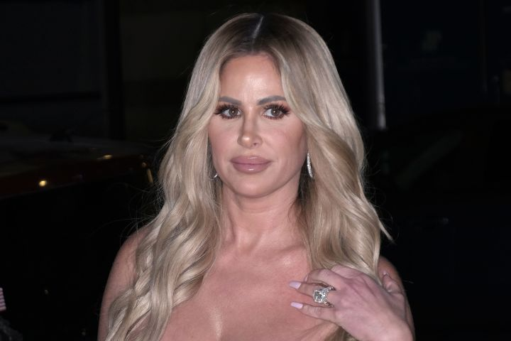 Kim Zolciak. Photo by Curtis Means/Ace Pictures/Shutterstock
