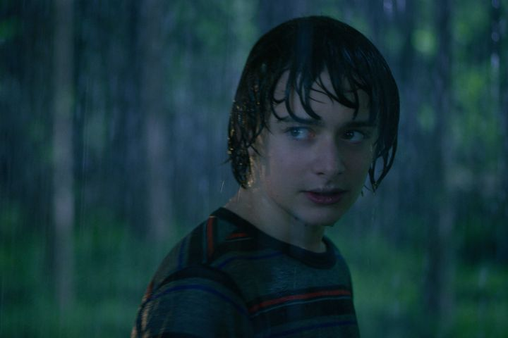 Noah Schnapp as Will Byers in 'Stranger Things'. Photo: Netflix