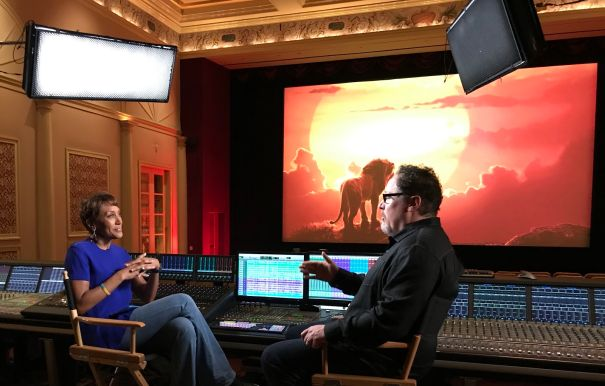 'The Lion King: Can You Feel the Love Tonight with Robin Roberts'
