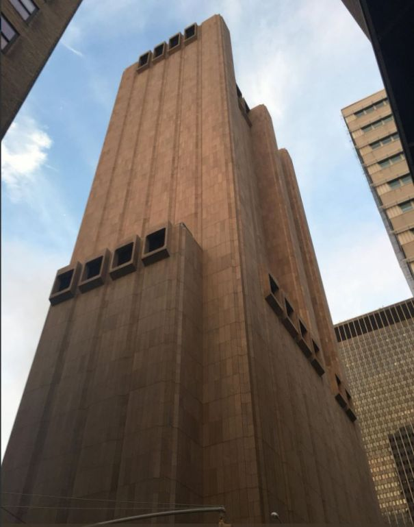 The Time He Found 'The Scariest Building'
