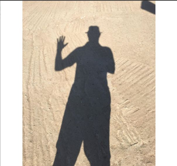 Tom And His Shadow
