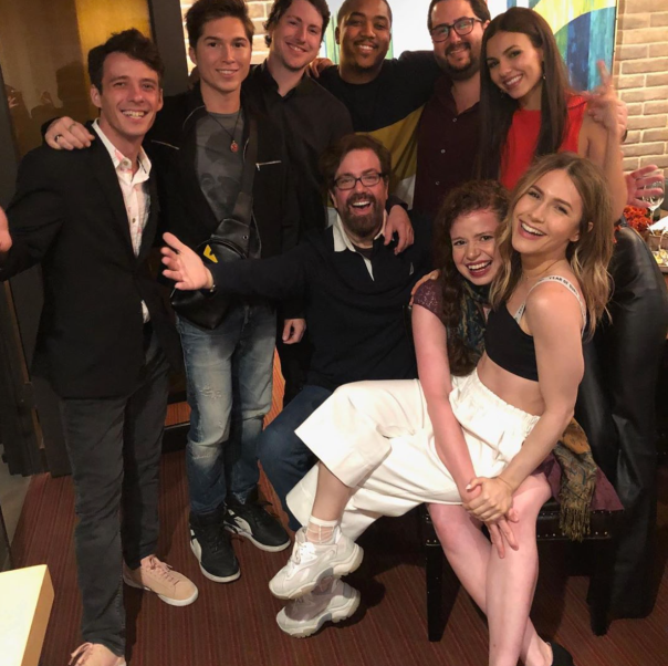 'Zoey 101' Cast Reunite Amid Reboot Rumours