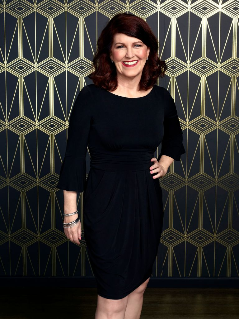 Kate Flannery – ABC/Justin Stephens