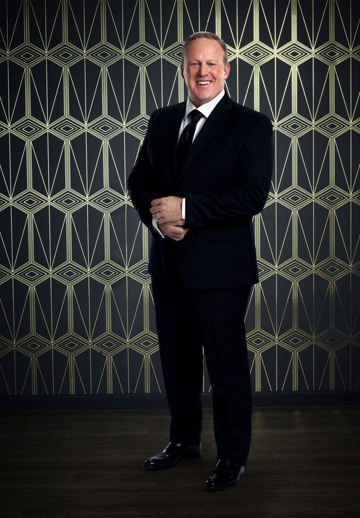 Sean Spicer – ABC/Justin Stephens