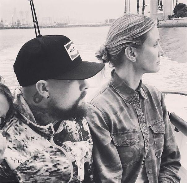 Benji Madden Shares Sweet Post Celebrating Cameron Diaz's Birthday