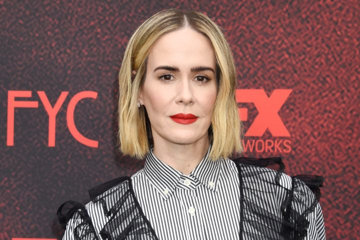 Sarah Paulson. Photo: CP Images
