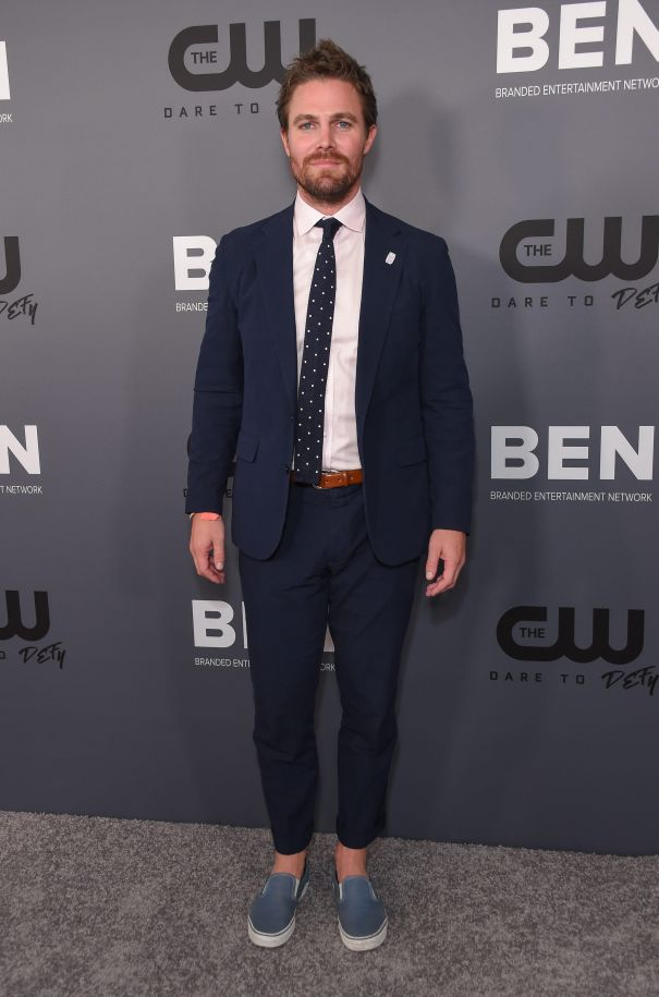 Stephen Amell Auditioned For Two Parts