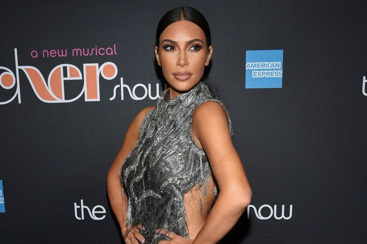 Kim Kardashian. Photo by Evan Agostini/Invision/AP, File