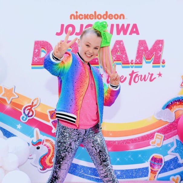 'JoJo's Follow Your D.R.E.A.M.'