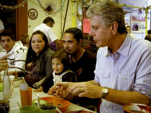 'Anthony Bourdain: Parts Unknown'