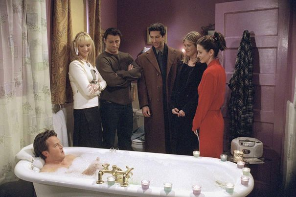 The One With The Bath