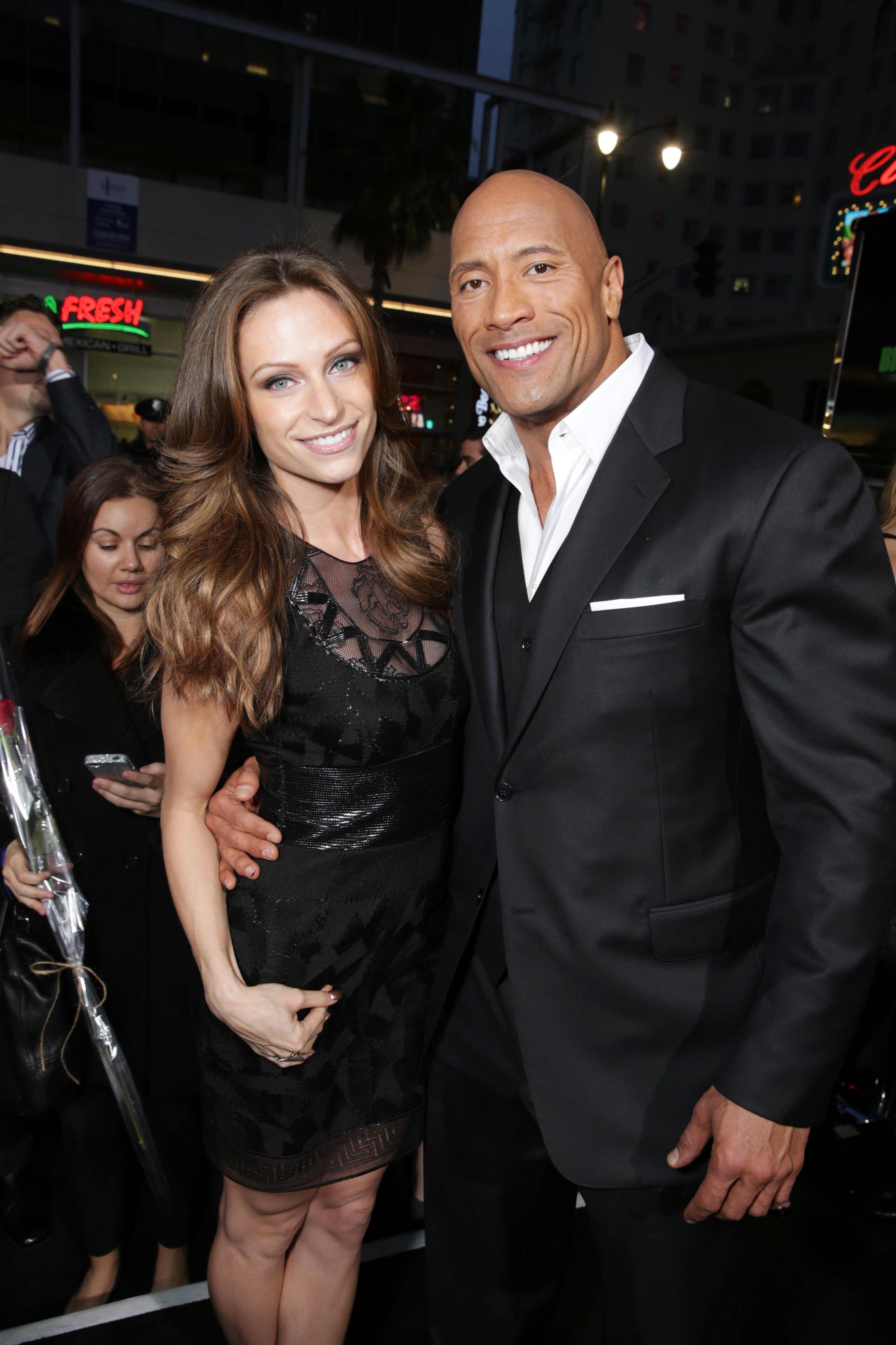 Dwayne Johnson And Wife Lauren Hashian S Relationship Timeline Etcanada Com
