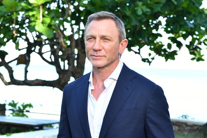 Daniel Craig. Photo: Getty Images