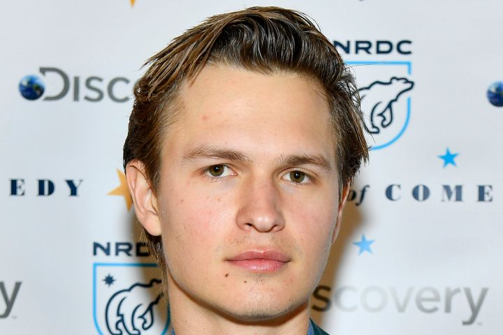 Ansel Elgort. Photo: Getty Images