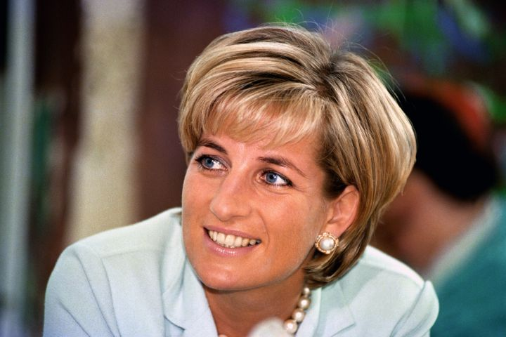 Princess Diana - Getty Images