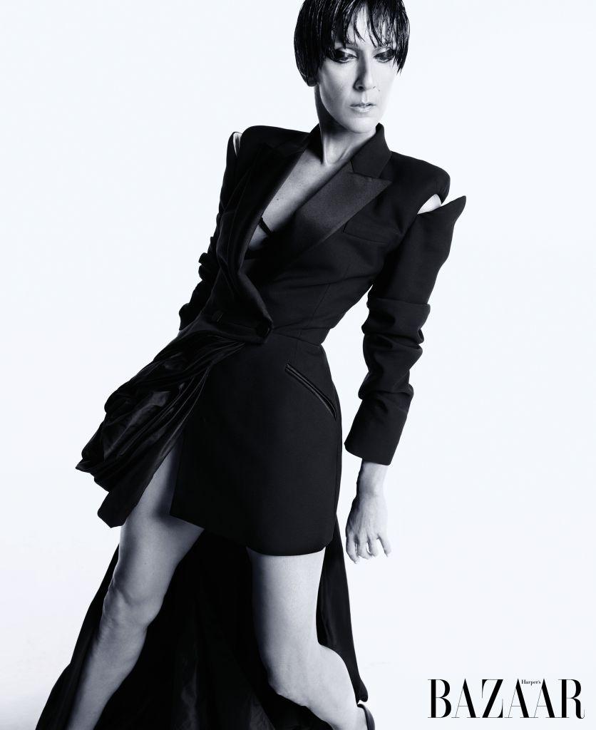 Celine Dion. Photo: Mario Sorrenti