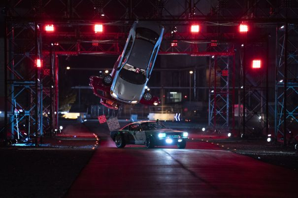 'Hyperdrive' - Series Premiere