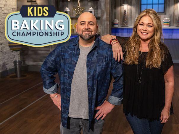 'Kids Baking Championship' - Season Premiere