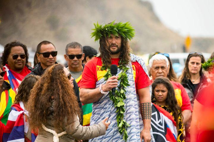 Cindy Ellen Russell/Honolulu Star-Advertiser via AP