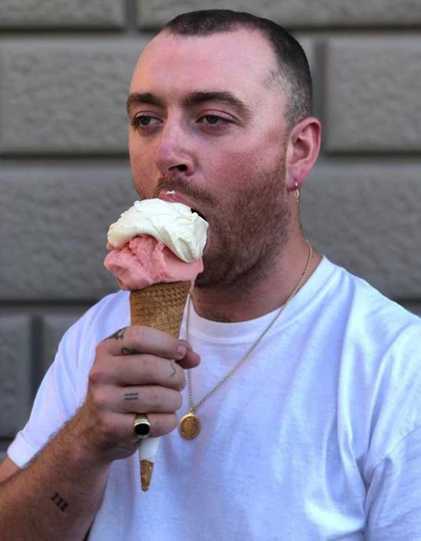 Sam Smith Savours Summer