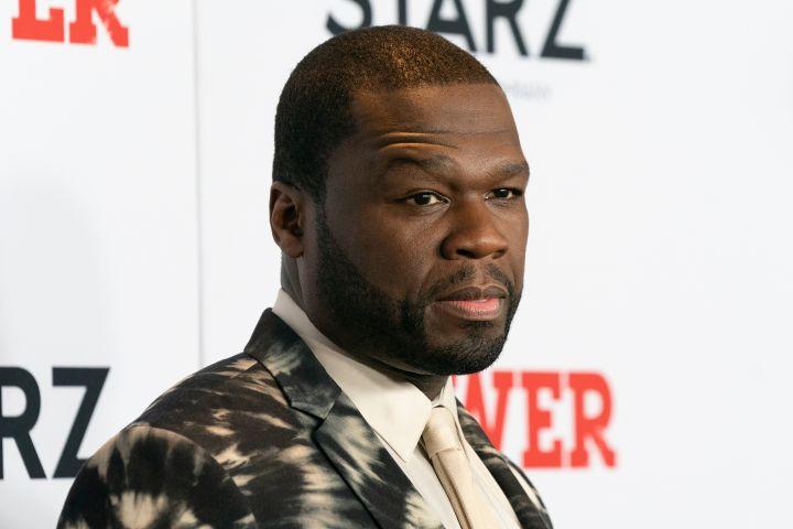 50 Cent - Shutterstock