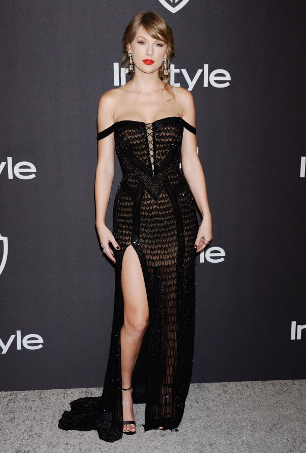 2019: InStyle 76th Annual Golden Globe Awards Party