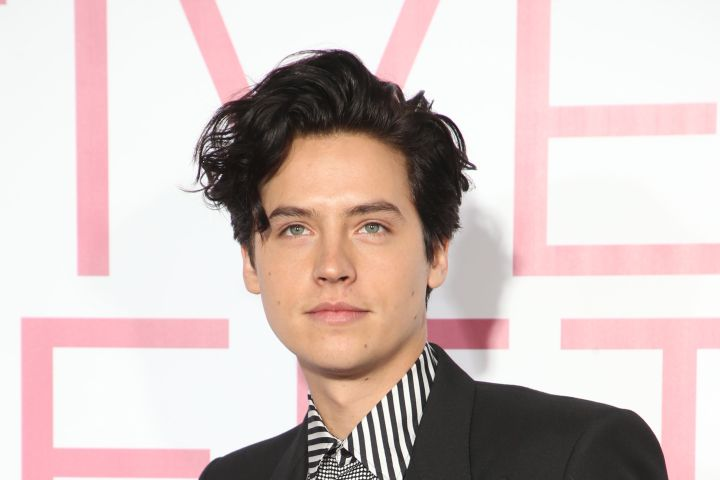 Cole Sprouse. Photo by MediaPunch/Shutterstock