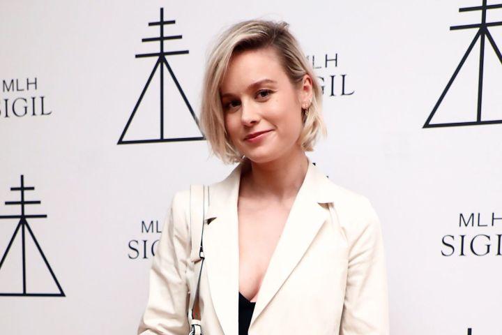 Brie Larson - Sara Jaye Weiss/Shutterstock