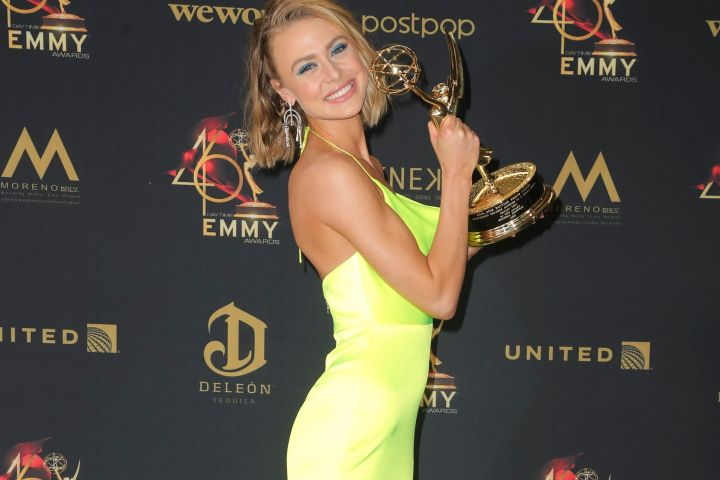 Photo by Chelsea Lauren/Shutterstock (10227769au) Hayley Erin - Outstanding Younger Actress in a Drama Series - General Hospital 46th Annual Daytime Emmy Awards, Press Room, Pasadena Civic Auditorium, Los Angeles, USA - 05 May 2019