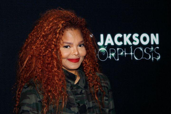 Janet Jackson - AFF-USA/Shutterstock