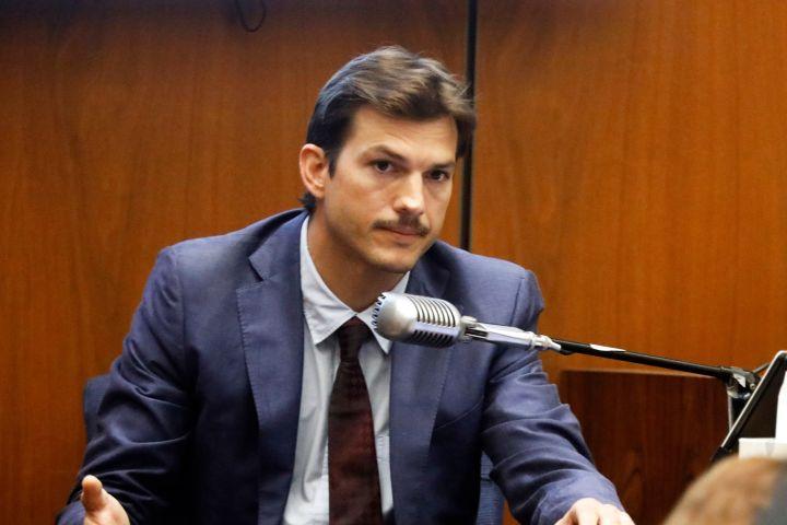 Ashton Kutcher. Photo: GENARO MOLINA/POOL/EPA-EFE/Shutterstock