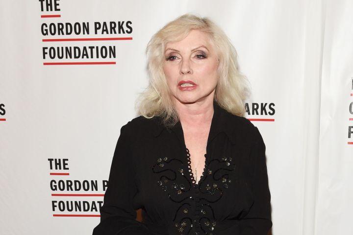 Debbie Harry - MJ Photos/WWD/Shutterstock