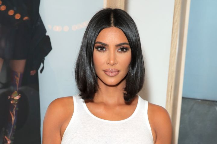 Kim Kardashian. Photo: Chelsea Lauren/Levis/WardrobeNYC/Shutterstock