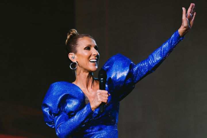 Celine Dion. Photo: Ben Perry/Shutterstock